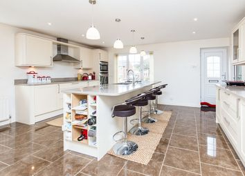 Thumbnail 5 bed detached house for sale in Glenfield Road, Darlington