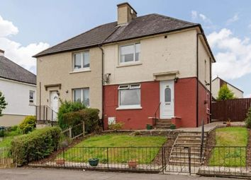 Thumbnail 3 bed semi-detached house for sale in Rhindmuir Avenue, Baillieston, Glasgow, Lanarkshire
