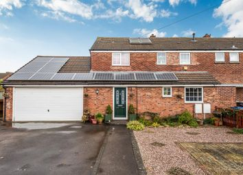 3 bed end terrace house for sale in Caversfield, Bicester, Oxfordshire OX27
