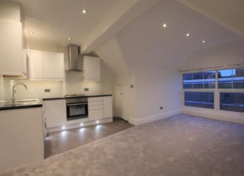 Thumbnail 1 bed flat to rent in Chertsey Road, Woking