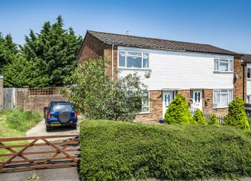 Thumbnail 2 bed semi-detached house for sale in Observatory View, Hailsham
