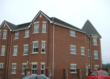 Thumbnail 2 bed flat to rent in Flat 12, Etruria Court, Etruria
