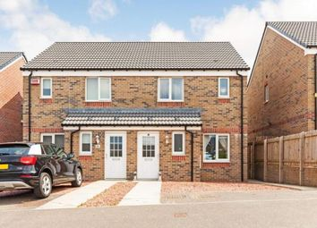 Thumbnail 3 bed semi-detached house for sale in Craigswood Place, Baillieston, Glasgow, Lanarkshire