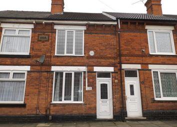 Thumbnail 2 bed terraced house for sale in Regent Street, Sutton In Ashfield, Nottinghamshire, Notts