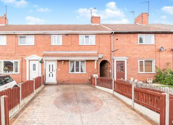 Thumbnail 3 bedroom terraced house for sale in Clayton Avenue, Upton, Pontefract