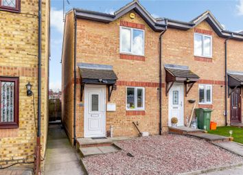 Thumbnail 2 bed end terrace house for sale in Chestnut Road, Vange, Essex