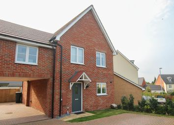 Thumbnail 4 bed link-detached house for sale in Howland Close, Saffron Walden