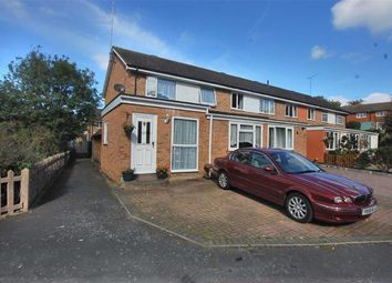 Thumbnail 3 bed end terrace house for sale in Burghley Close, Hertford Road, Stevenage, Herts