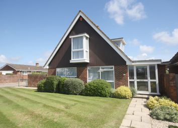 Thumbnail 3 bed detached bungalow for sale in Wolsey Way, Milford On Sea