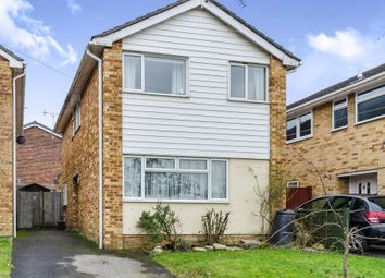 Thumbnail 3 bed detached house for sale in Latham Road, Fair Oak, Eastleigh
