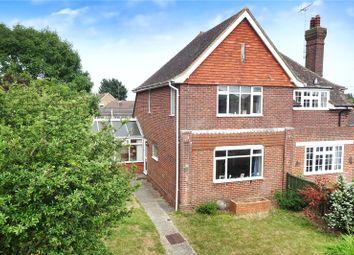 Thumbnail 2 bed semi-detached house for sale in North Lane, East Preston, Littlehampton