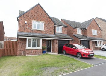 Thumbnail 4 bed detached house for sale in Rectory Close, Barnsley