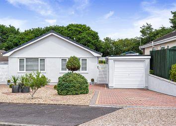Thumbnail Detached bungalow for sale in Clos Llandyfan, Gorseinon, Swansea