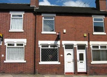 Thumbnail 2 bedroom property to rent in Clare Street, Stoke-On-Trent