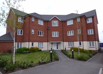 Thumbnail 2 bed flat for sale in Hornchurch Square, Farnborough