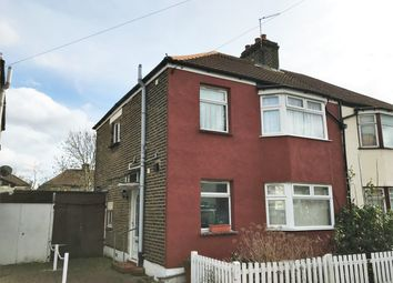 Thumbnail 3 bedroom semi-detached house for sale in Granville Road, Welling