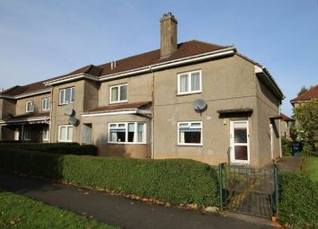 Thumbnail 2 bed flat for sale in White Avenue, Dumbarton