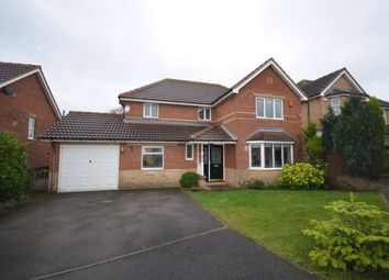 Thumbnail 4 bed detached house for sale in Kirkhill Bank, Cubley, Penistone