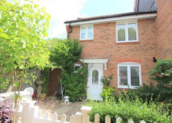 Thumbnail 3 bed end terrace house for sale in Orchard Close, Burgess Hill