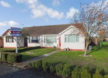 Thumbnail 2 bed semi-detached bungalow for sale in Orchard Way, Offord D'arcy, St. Neots