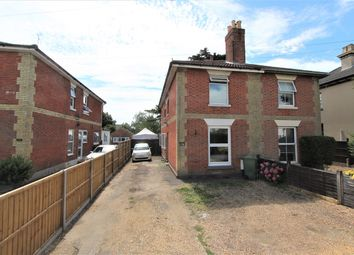 Thumbnail 3 bed semi-detached house for sale in Obelisk Road, Southampton