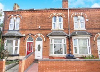 Thumbnail 5 bedroom terraced house for sale in Dudley Road, Edgbaston, Birmingham