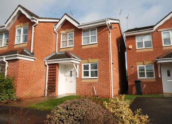Thumbnail 2 bed semi-detached house for sale in Lockyer Close, York