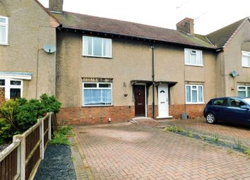 Thumbnail 2 bed terraced house for sale in West Close, Littleworth, Stafford