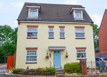 Thumbnail 6 bed detached house for sale in Bryn Dryslwyn, Bridgend, Mid Glamorgan