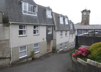 Thumbnail 1 bed flat for sale in Pound Street, Liskeard, Cornwall