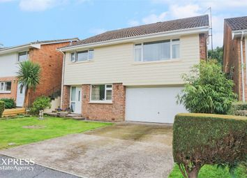 Thumbnail 5 bed detached house for sale in Hazel Avenue, Braunton, Devon