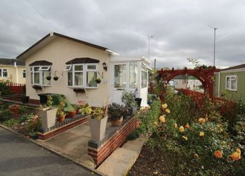 Thumbnail 2 bed mobile/park home for sale in Bittell Farm Road, Hopwood, Birmingham