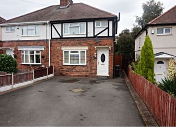 Thumbnail 3 bed semi-detached house to rent in Swan Street, Brierley Hill