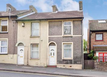 Thumbnail 2 bed end terrace house for sale in Stonebridge Road, Northfleet, Gravesend, Kent