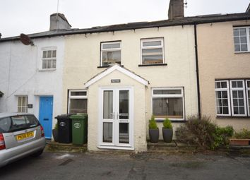 Thumbnail 3 bed cottage to rent in Main Street, Bardsea, Ulverston