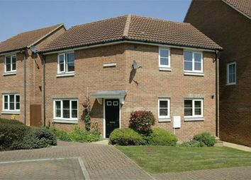 Thumbnail 3 bedroom detached house to rent in Jentique Close, Dereham