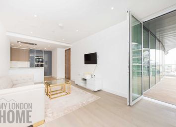 Thumbnail 2 bed flat for sale in Pinnacle House, Battersea Reach, Battersea, London