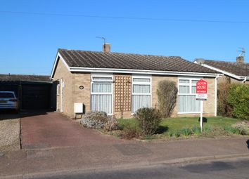 Thumbnail 3 bed bungalow for sale in 10 Lime Tree Avenue, Wymondham, Norfolk
