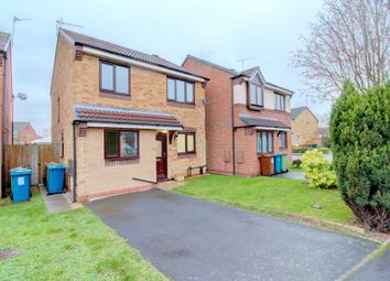 Thumbnail 3 bed detached house for sale in Globe Avenue, Stafford