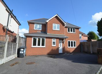 Thumbnail 4 bed detached house to rent in Haverstock Road, Bournemouth