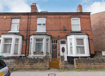 Thumbnail 4 bedroom terraced house for sale in Church Drive, Carrington, Nottingham