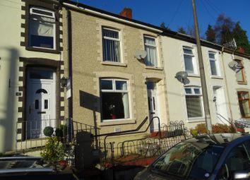 Thumbnail 3 bed terraced house for sale in Oak Terrace, Ogmore Vale, Bridgend