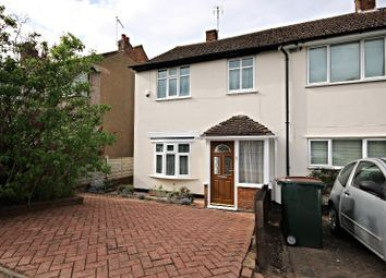 Thumbnail 2 bedroom end terrace house for sale in St. James Lane, Coventry