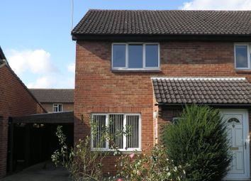 Thumbnail 2 bed semi-detached house to rent in Barfleur Close, Abingdon
