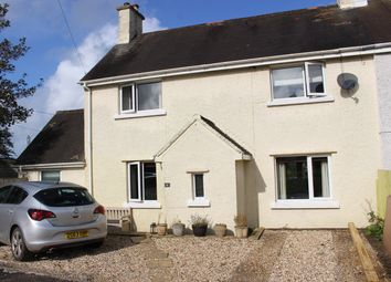 Thumbnail 3 bed semi-detached house for sale in East View, Llandow, Cowbridge