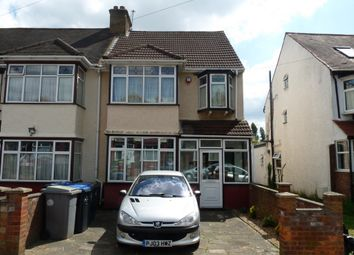 Thumbnail 3 bed terraced house to rent in Berkhampstead Avenue, Wembley