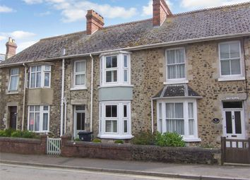 Thumbnail 3 bedroom terraced house for sale in Causeway, Beer, Seaton, Devon