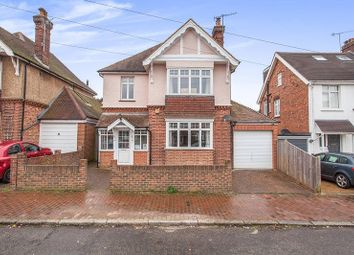 Thumbnail 4 bedroom detached house for sale in Riddlesdale Avenue, Tunbridge Wells