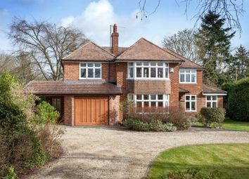 Thumbnail 5 bed detached house for sale in Chiltern Road, Peppard Common, Henley On Thames