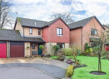 Thumbnail 4 bed detached house for sale in Goldsmith Way, Crowthorne, Berkshire